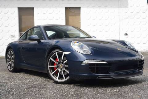 2013 Porsche 911 for sale at Vantage Auto Group - Vantage Auto Wholesale in Moonachie NJ
