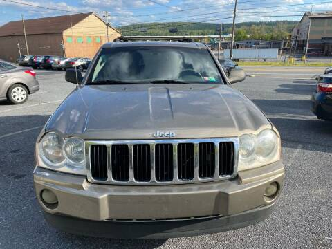 2005 Jeep Grand Cherokee for sale at YASSE'S AUTO SALES in Steelton PA