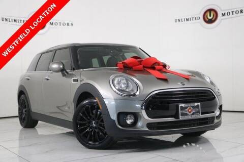 2019 MINI Clubman for sale at INDY'S UNLIMITED MOTORS - UNLIMITED MOTORS in Westfield IN