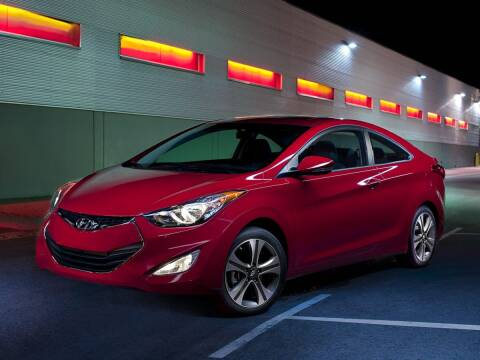 2013 Hyundai Elantra Coupe for sale at Metairie Preowned Superstore in Metairie LA