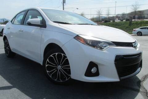 2015 Toyota Corolla for sale at Tilleys Auto Sales in Wilkesboro NC
