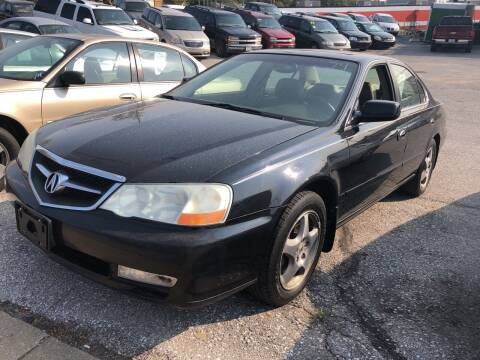 2003 Acura TL for sale at Sonny Gerber Auto Sales in Omaha NE