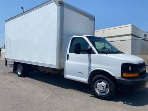 2014 Chevrolet Express Cutaway for sale at Paris Motors Inc in Grand Rapids MI