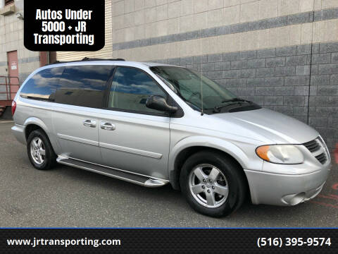 2005 Dodge Grand Caravan for sale at Autos Under 5000 + JR Transporting in Island Park NY