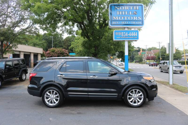 2015 Ford Explorer for sale at North Hills Motors in Raleigh NC