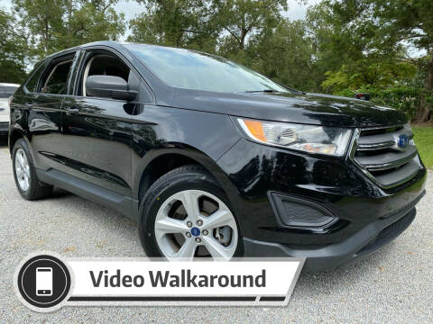 2017 Ford Edge for sale at Byron Thomas Auto Sales, Inc. in Scotland Neck NC