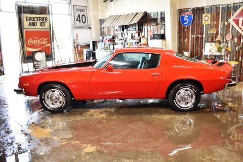 1974 Chevrolet Camaro for sale at Cool Classic Rides in Redmond OR