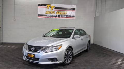 2016 Nissan Altima for sale at TT Auto Sales LLC. in Boise ID