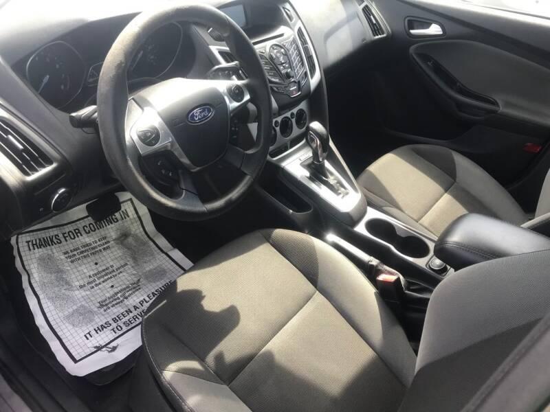 2013 Ford Focus SE 4dr Hatchback - Portland OR