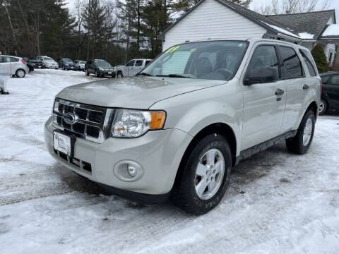 2009 Ford Escape for sale at Williston Economy Motors in Williston VT