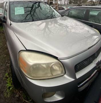 2006 Chevrolet Uplander for sale at Ody's Autos in Houston TX