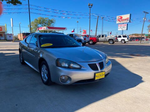 2008 Pontiac Grand Prix for sale at Russell Smith Auto in Fort Worth TX