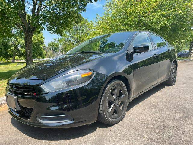 2015 Dodge Dart for sale at NEW ENGLAND AUTO MALL in Lowell MA