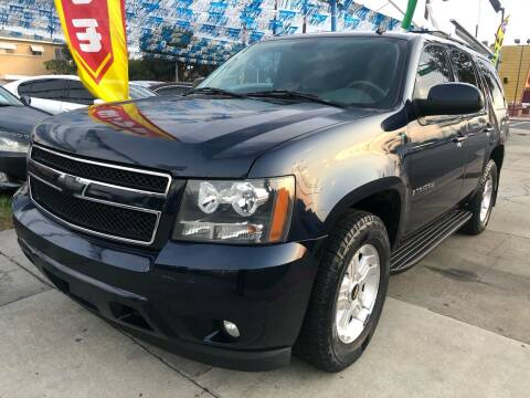 2009 Chevrolet Tahoe for sale at Plaza Auto Sales in Los Angeles CA