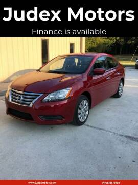 2014 Nissan Sentra for sale at Judex Motors in Loganville GA