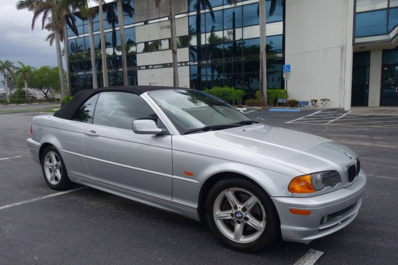 2002 BMW 3 Series for sale at SR Motorsport in Pompano Beach FL