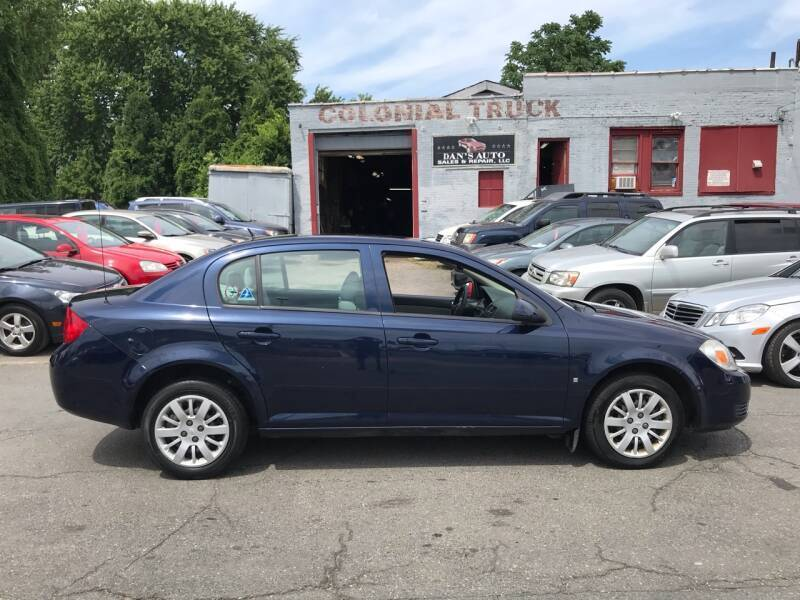 2009 Chevrolet Cobalt for sale at Dan's Auto Sales and Repair LLC in East Hartford CT
