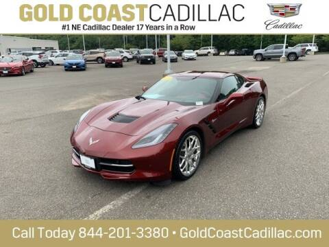 2016 Chevrolet Corvette for sale at Gold Coast Cadillac in Oakhurst NJ