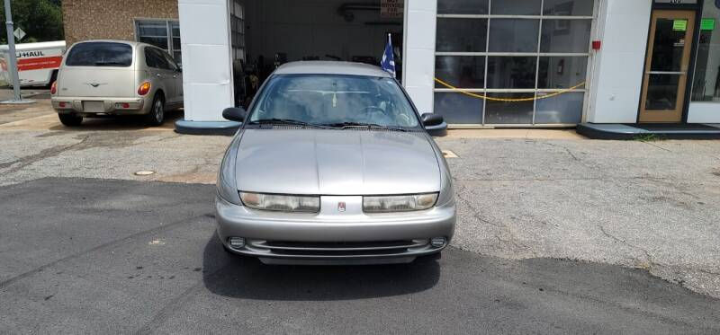 1997 Saturn S-Series for sale at Lyman Autogroup LLC. in Lyman SC