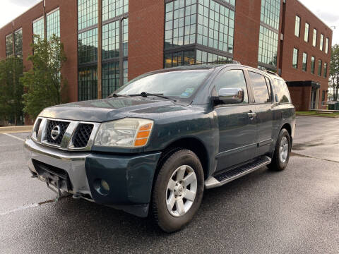 2004 Nissan Armada for sale at Auto Wholesalers Of Rockville in Rockville MD