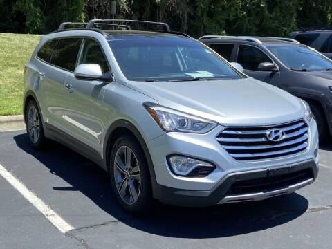 2015 Hyundai Santa Fe for sale at Stearns Ford in Burlington NC