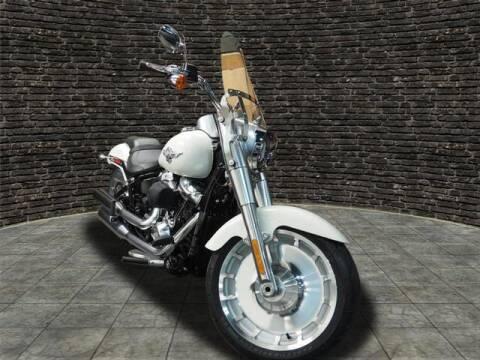 2018 Harley-Davidson Fatboy for sale at Montclair Motor Car in Montclair NJ