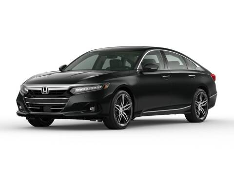 2021 Honda Accord for sale at MILLENNIUM HONDA in Hempstead NY