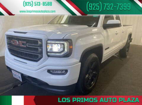 2018 GMC Sierra 1500 for sale at Los Primos Auto Plaza in Brentwood CA