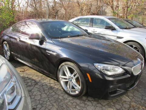 2012 BMW 6 Series for sale at SOUTHFIELD QUALITY CARS in Detroit MI