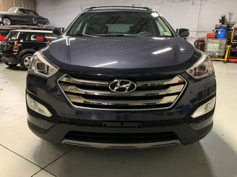 2016 Hyundai Santa Fe Sport for sale at GROUP AUTO IMPORT & EXPORT in Newark NJ