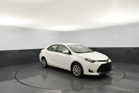 2017 Toyota Corolla for sale at Tim Short Auto Mall in Corbin KY