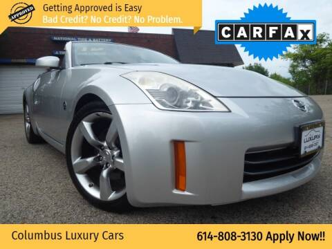 2007 Nissan 350Z for sale at Columbus Luxury Cars in Columbus OH