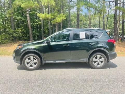 2013 Toyota RAV4 for sale at H&C Auto in Oilville VA