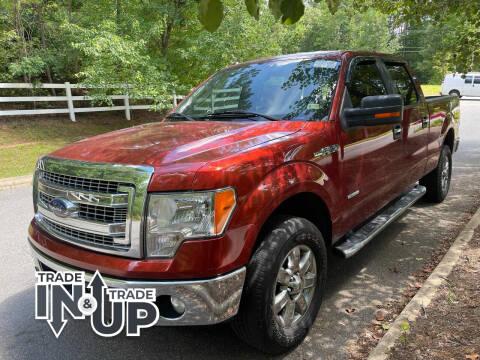 2014 Ford F-150 for sale at Premier Auto Solutions & Sales in Quinton VA