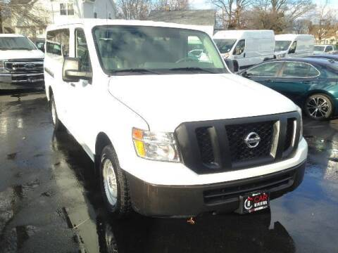 2014 Nissan NV Passenger for sale at EMG AUTO SALES in Avenel NJ