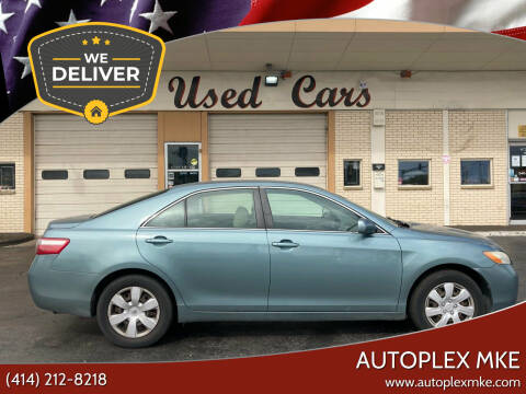 2007 Toyota Camry for sale at Autoplex MKE in Milwaukee WI