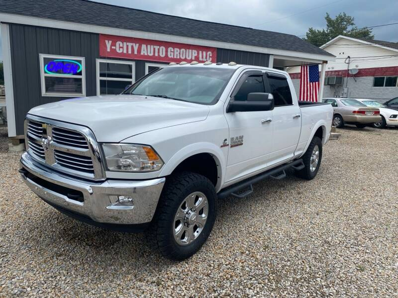 2014 RAM Ram Pickup 2500 for sale at Y City Auto Group in Zanesville OH