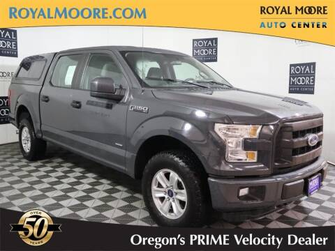2016 Ford F-150 for sale at Royal Moore Custom Finance in Hillsboro OR