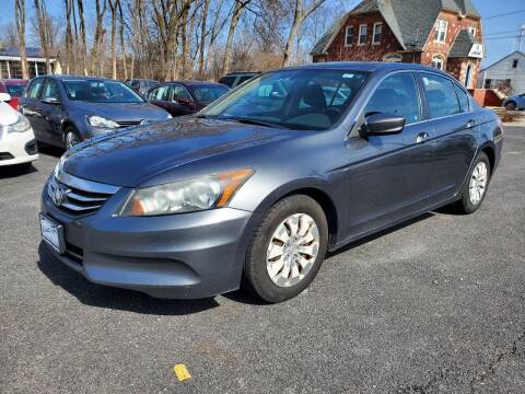 2011 Honda Accord for sale at AFFORDABLE IMPORTS in New Hampton NY