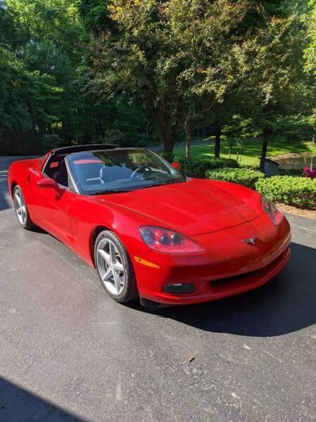 2013 Chevrolet Corvette for sale at West Point Auto Sales in Mattawan MI