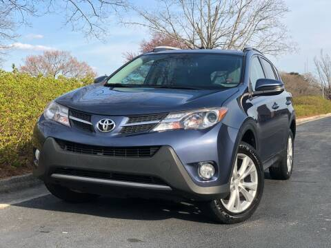 2014 Toyota RAV4 for sale at William D Auto Sales in Norcross GA