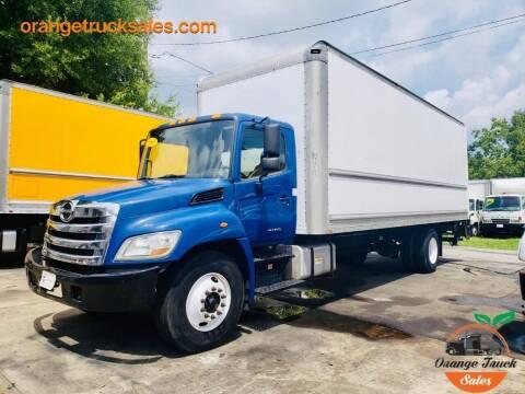 2011 Hino 338 for sale at Orange Truck Sales in Orlando FL