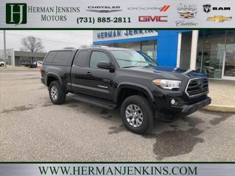 2018 Toyota Tacoma for sale at Herman Jenkins Used Cars in Union City TN