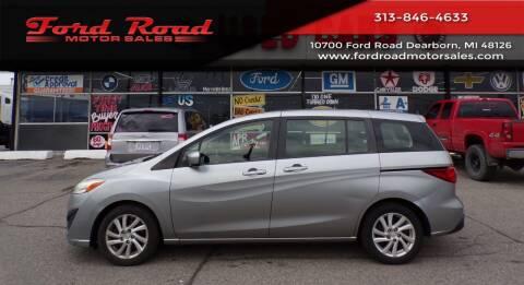 2012 Mazda MAZDA5 for sale at Ford Road Motor Sales in Dearborn MI