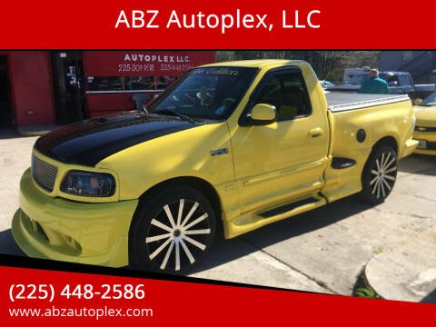 2002 Ford F-150 for sale at ABZ Autoplex, LLC in Baton Rouge LA
