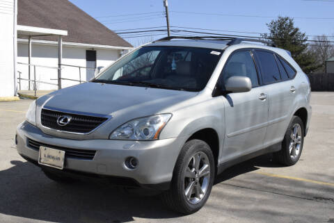 2006 Lexus RX 400h for sale at Digital Auto in Lexington KY