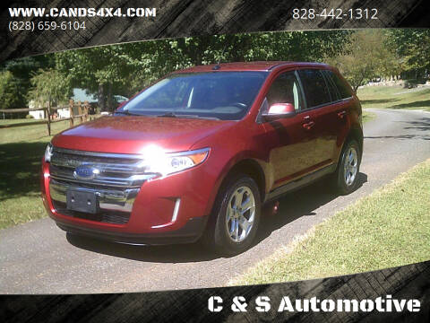 2014 Ford Edge for sale at C & S Automotive in Nebo NC