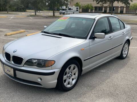 2002 BMW 3 Series for sale at EXECUTIVE CAR SALES LLC in North Fort Myers FL