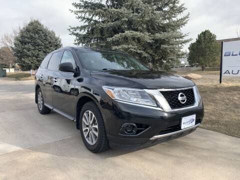 2015 Nissan Pathfinder for sale at Blue Star Auto Group in Frederick CO