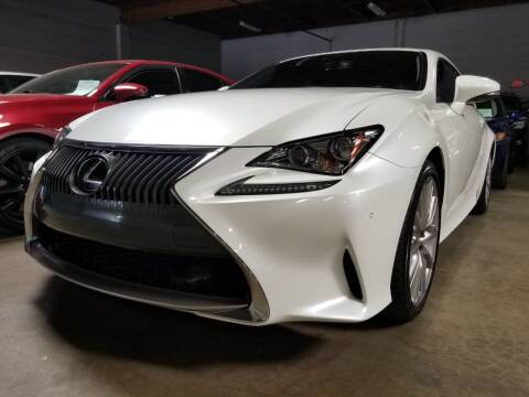 2015 Lexus RC 350 for sale at 916 Auto Mart ONLY $399 DOWN!!!* in Sacramento CA